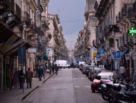 Sicilya'nın ruhu Catania