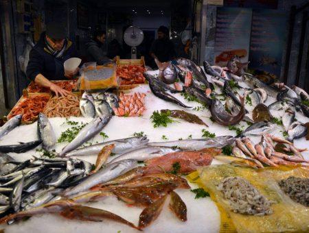 Catanıa Balık Pazarı