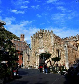 Sicilya'da bir Yunanlı; Taormina