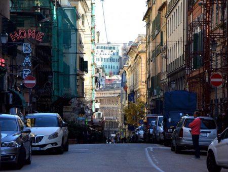 Çizme'nin asi çocuğu; Genoa