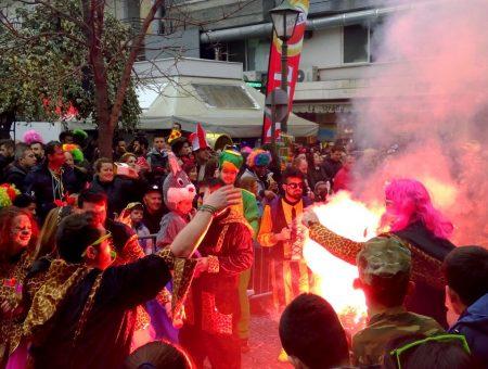 Balkanların Rio'su: İskeçe Karnavalı