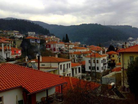 İskeçe'nin Old Town'ı; AHİRİYAN MAHALLESİ