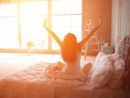 Sabah alarmı, sabah SERENADE'ı